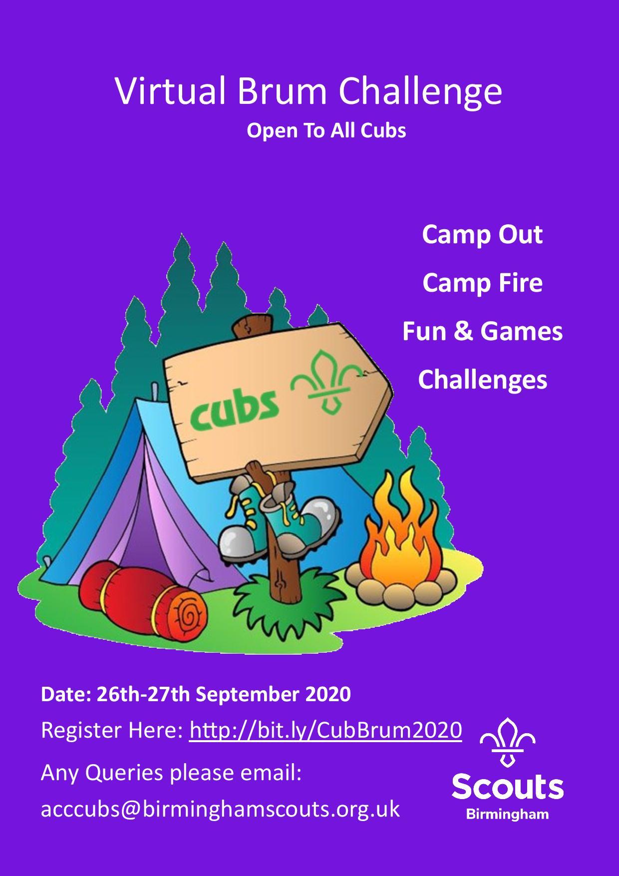 Cub Brum Challenge 2020